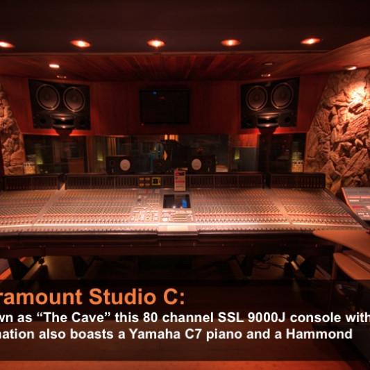 Paramount Recording Studios on SoundBetter