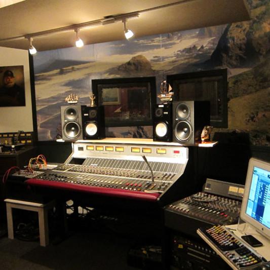 The Ship Studio on SoundBetter