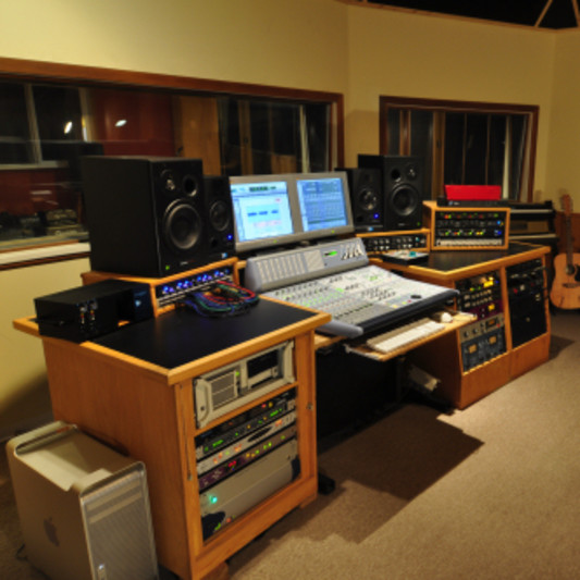 The Woodshop Recording Studio on SoundBetter