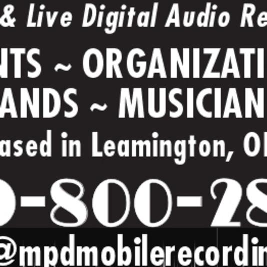 MPD Mobile Recording on SoundBetter