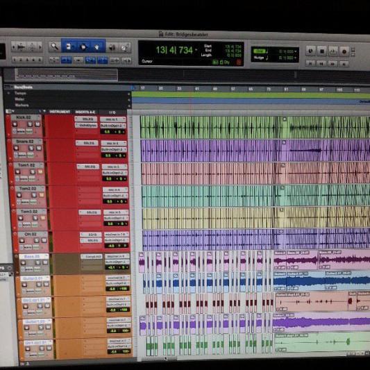 Madison Reed Audio on SoundBetter