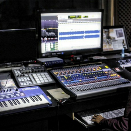 The Mix Artist on SoundBetter