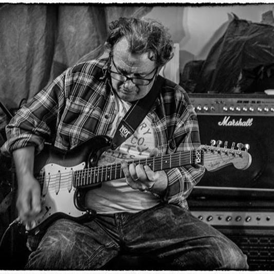 Jay Stapley, guitars & mixing on SoundBetter
