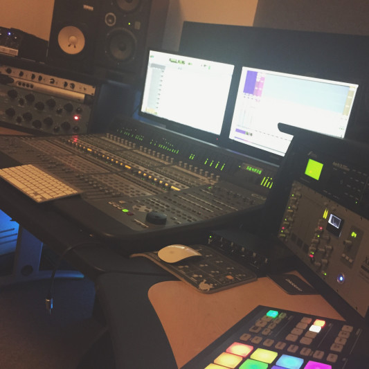 Darren Carikas / Ghost Machine Studios on SoundBetter