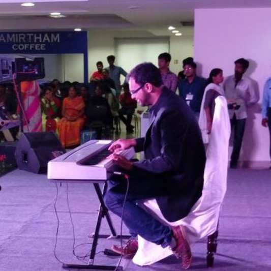 vijay siddharrth on SoundBetter