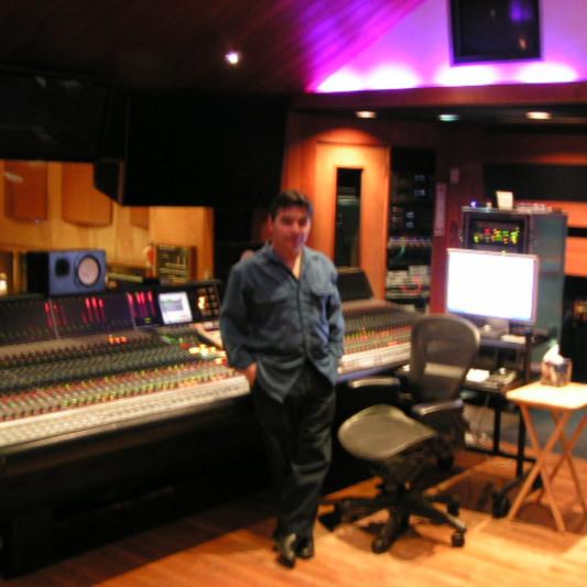 Tony Gonzalez on SoundBetter