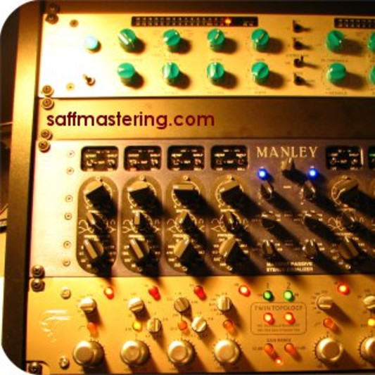 Carl Saff Mastering on SoundBetter