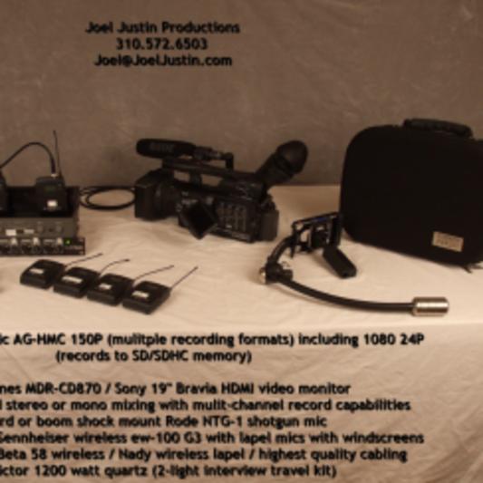 Joel Justin Productions on SoundBetter
