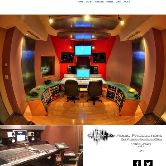 Gary Vandy Audio Productions Inc on SoundBetter