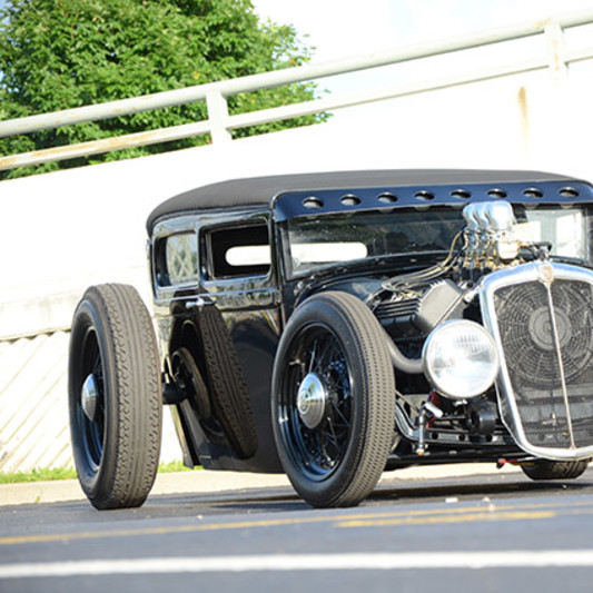 Hot Rod Rokin' on SoundBetter