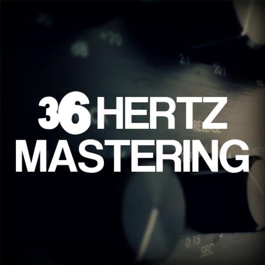 36 Hertz Mastering on SoundBetter