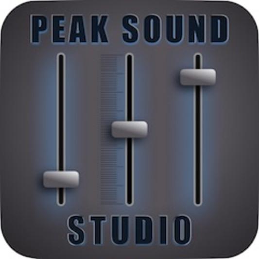 Peak Sound Studio on SoundBetter