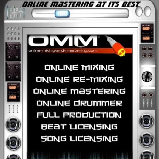 Online Mixing & Mastering.com on SoundBetter