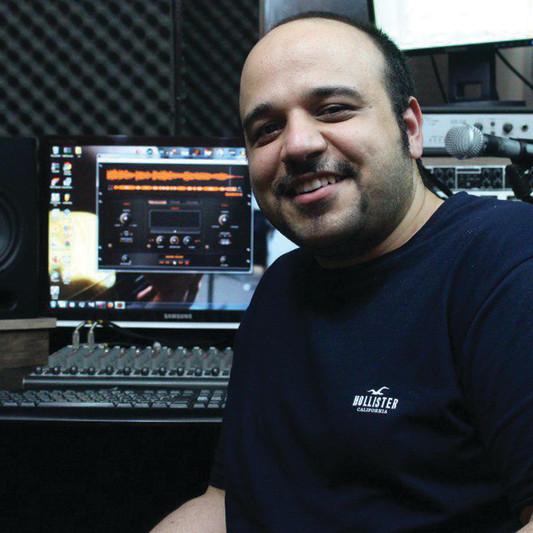 Moein Rahmdel on SoundBetter