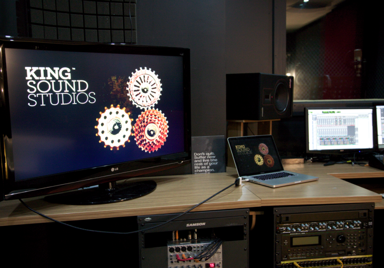 King Sound Studios on SoundBetter