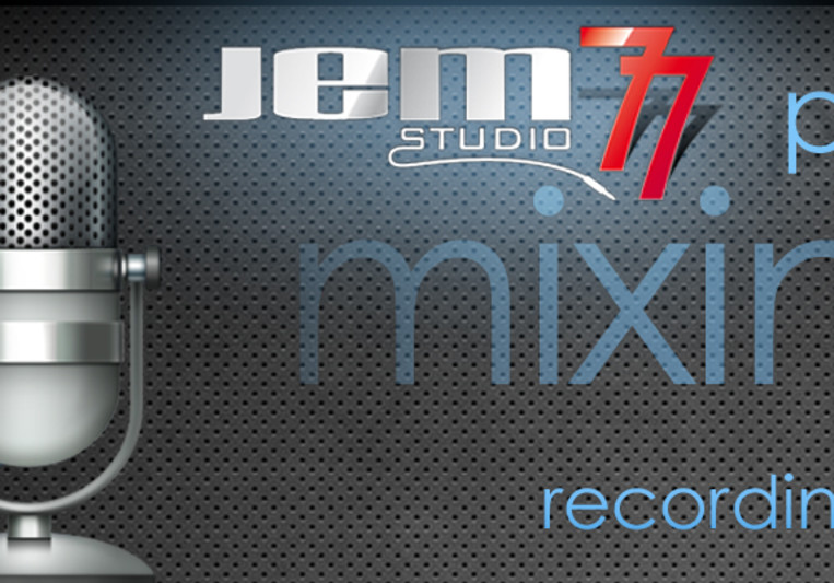 JEM77 Studio on SoundBetter