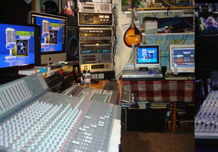 Wheresville Productions on SoundBetter
