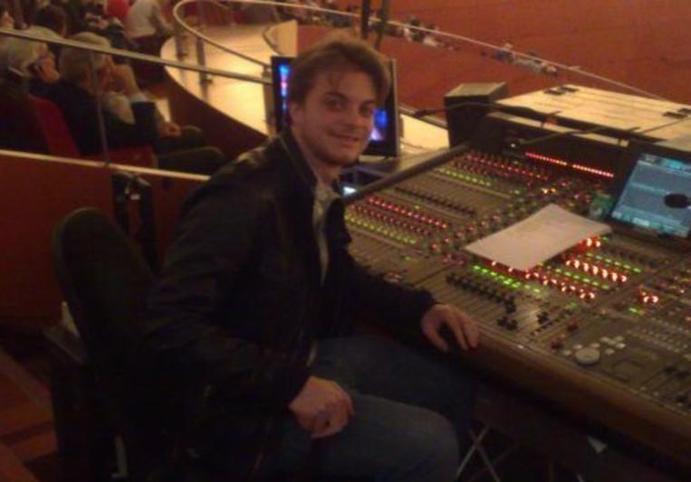 Giacomo Zambelloni, Everybody On The Shore on SoundBetter