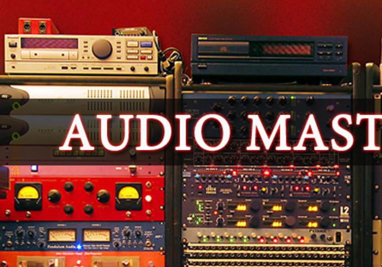 Mastering Pro Online on SoundBetter