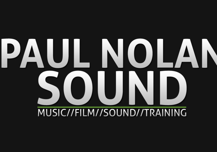 Paul Nolan Sound on SoundBetter