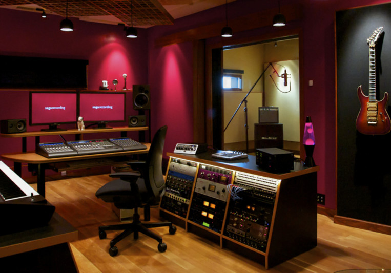 Saga Recording on SoundBetter