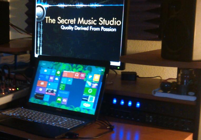 Secret Music Studio on SoundBetter