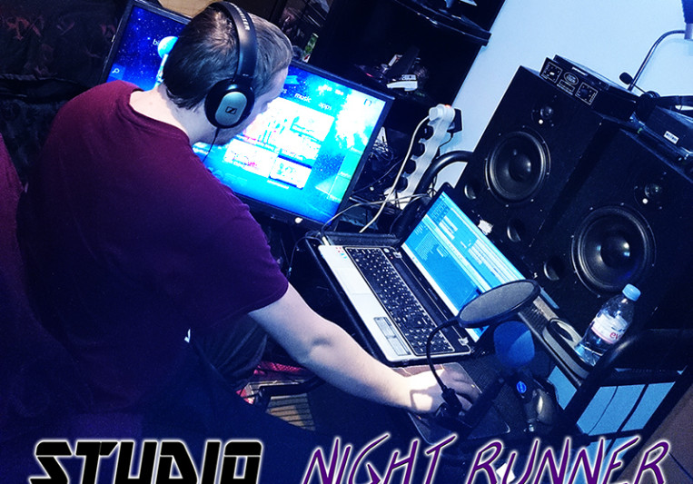 Studio Night Runner on SoundBetter