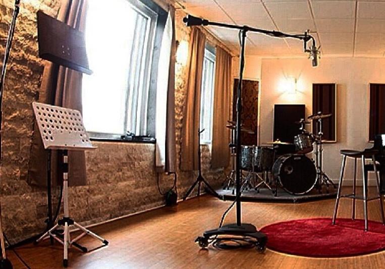 Heiga Audiovisual Studio on SoundBetter