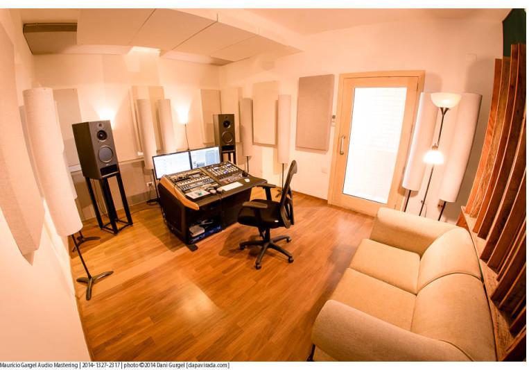 Mauricio Gargel audio mastering on SoundBetter