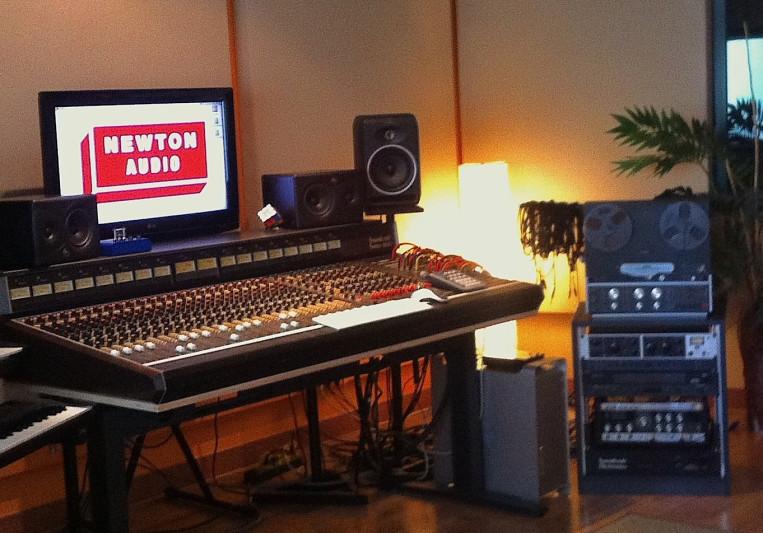 Newton Audio on SoundBetter