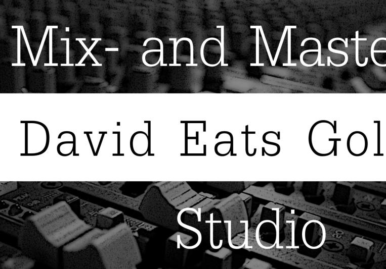 David Eats Goliath on SoundBetter
