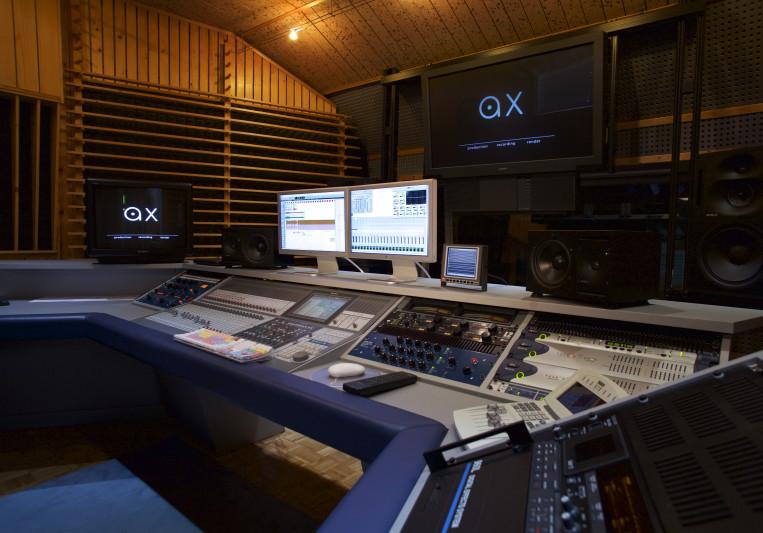 AX Recording on SoundBetter