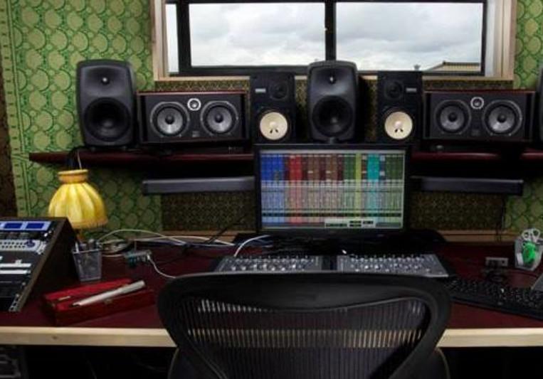 The Dream Machine Music Lab on SoundBetter