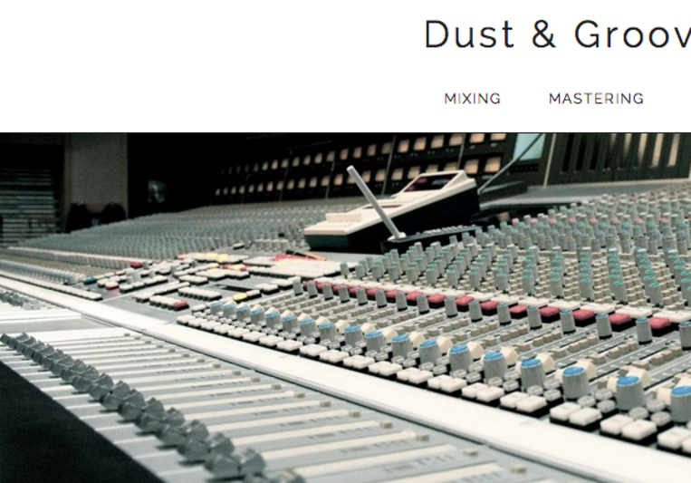 Dust & Groove Studios on SoundBetter