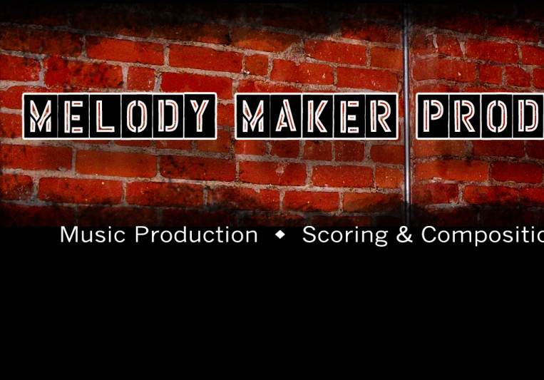 Melody Maker Productions on SoundBetter