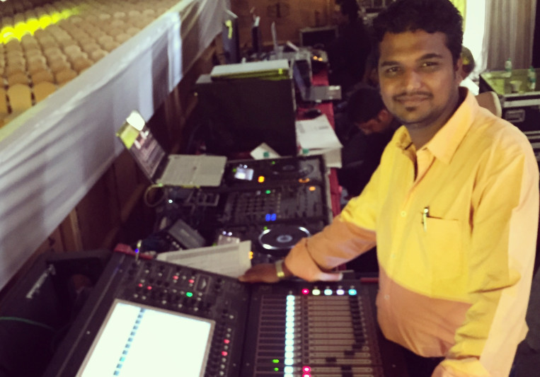 Vipul Jadhav on SoundBetter
