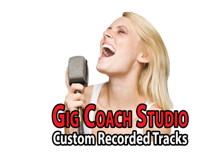 Gig Coach Studio Custom Tracks on SoundBetter