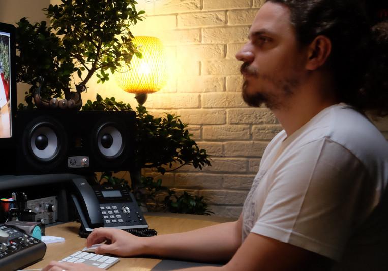 Liam Ruddell on SoundBetter