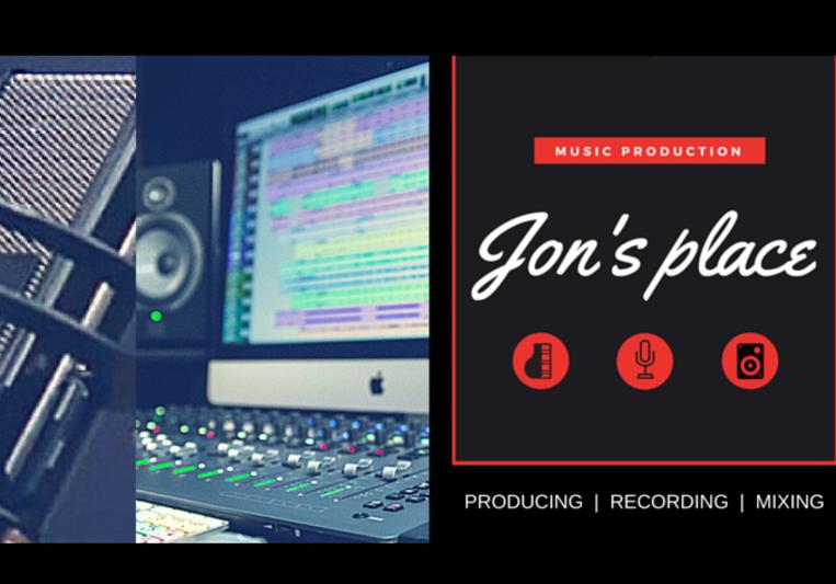 Jon's Place on SoundBetter