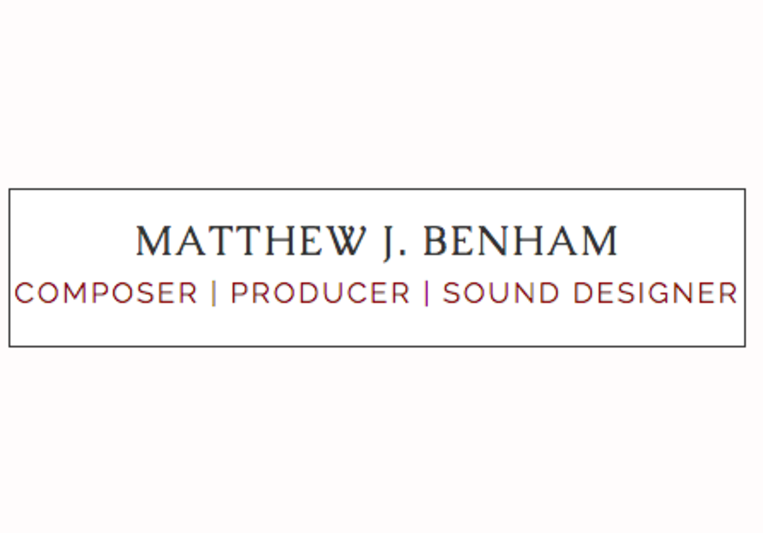 Matthew J Benham on SoundBetter