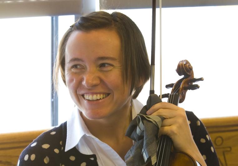 Cecily Ward on SoundBetter