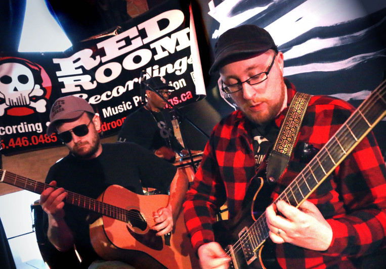 Red Room Recordings on SoundBetter