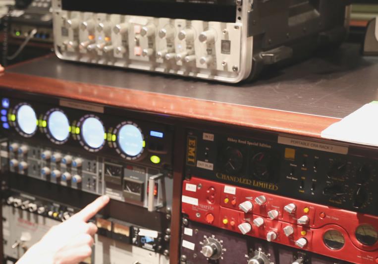 Chris Hughes Sound on SoundBetter