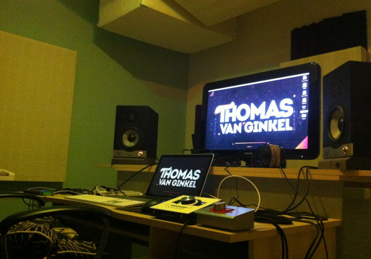 Thomas van Ginkel on SoundBetter