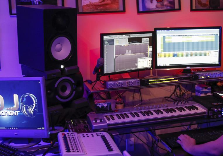DJ Goodnight Recording Studios on SoundBetter