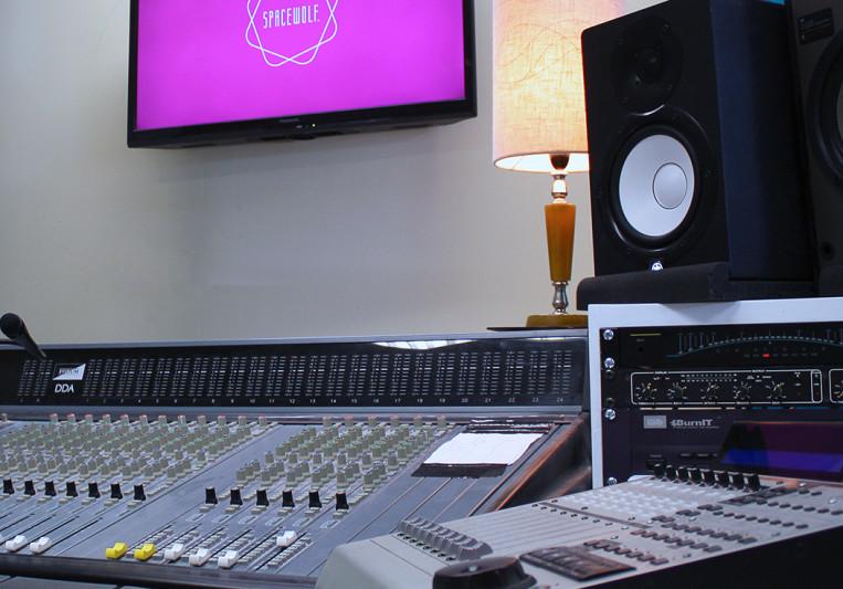 Spacewolf Studio on SoundBetter