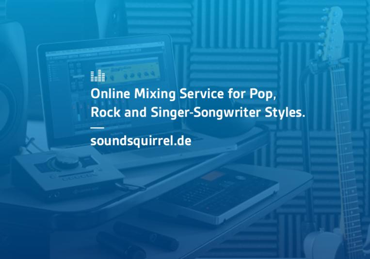 SoundSquirrel on SoundBetter