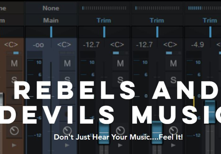 Rebels & Devils Music on SoundBetter