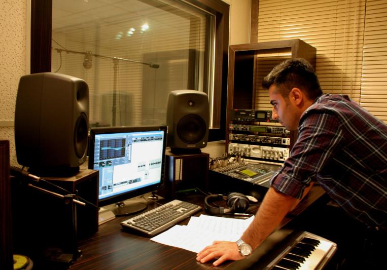 Arash Khayyam on SoundBetter