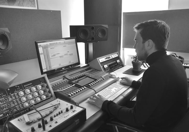 David Oversby-Powell on SoundBetter